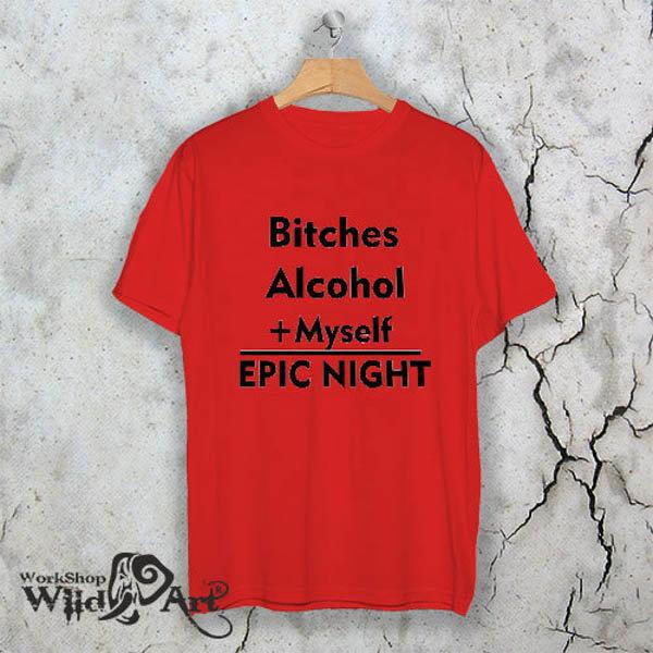 Тениска Epic Night N1118