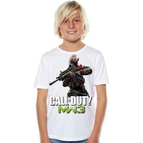 Тениска – Call of Duty MW3 F66