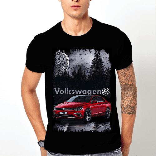 """Тениска – """"VW"""""""