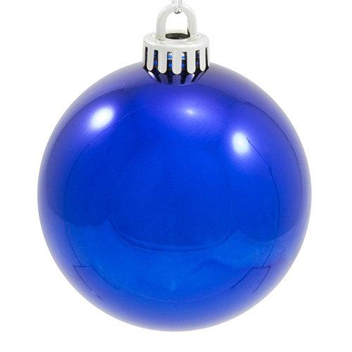 Коледна топка 15см. с печат