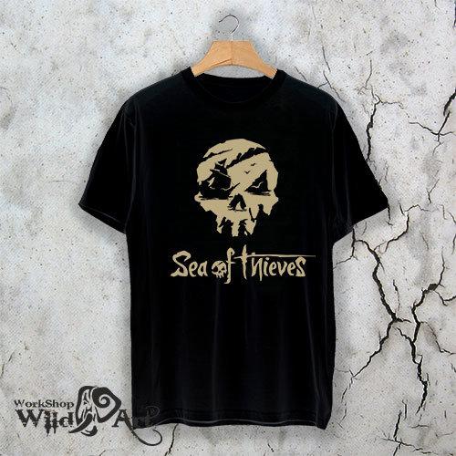 Геймърска тениска Sea of Thieves SOT06