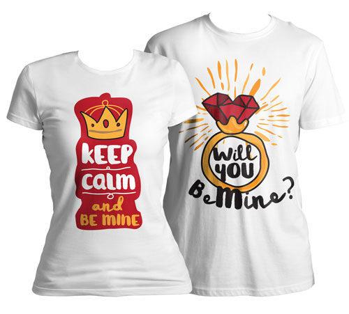 Тениски за Св.Валентин vl114-c