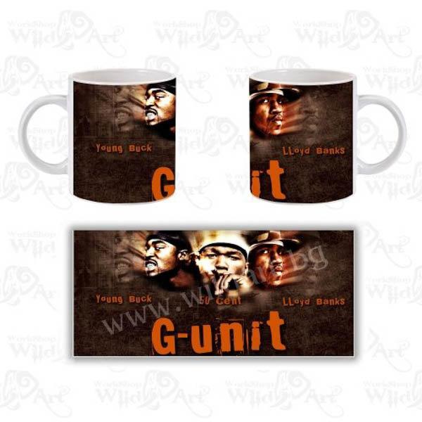 Чаша G-Unit