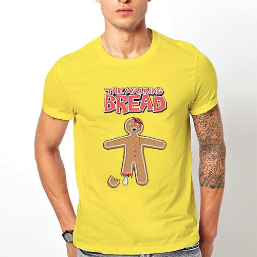 "Тениска – ""The Walking Bread / Живия Хляб"""