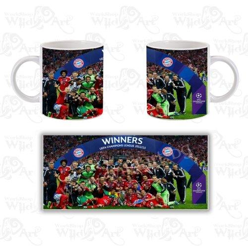 Чаша FC Bayern Munchen Winners 2012/13
