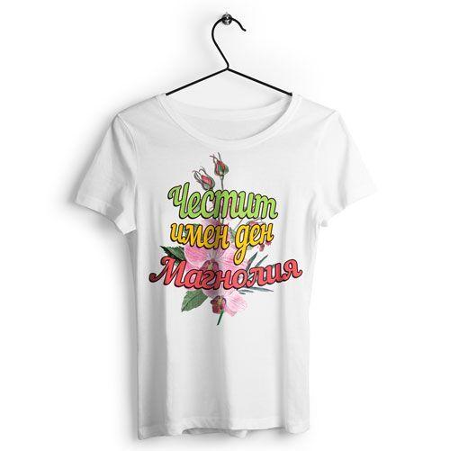 Тениска Цветница cv08-a