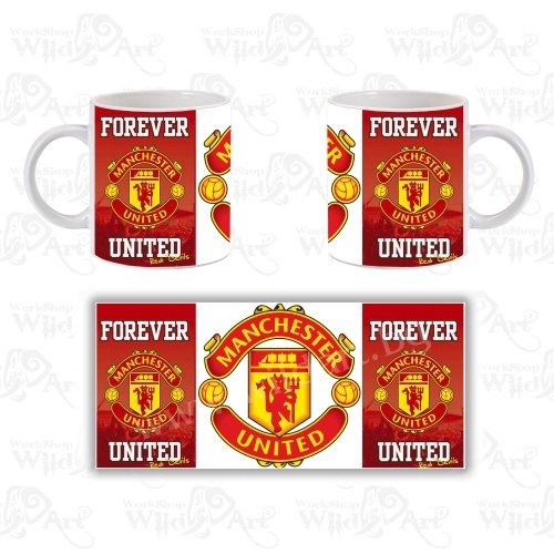 Чаша Manchester United Forever United