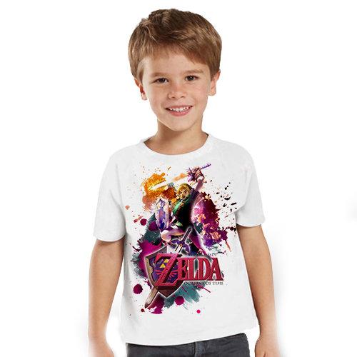 Тениска – Zelda F54