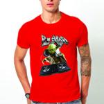 """Тениска – """"DJ Yoda / ДиДжей Йода"""" K 8112"""