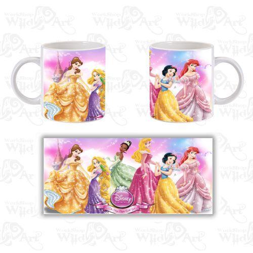 Чаша Disney Princess