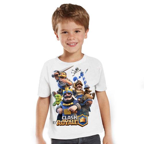 Тениска – Clash Roayle F62