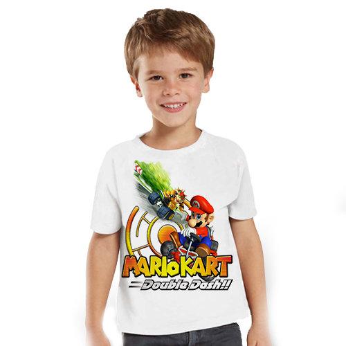 Тениска – Mario Kart F51
