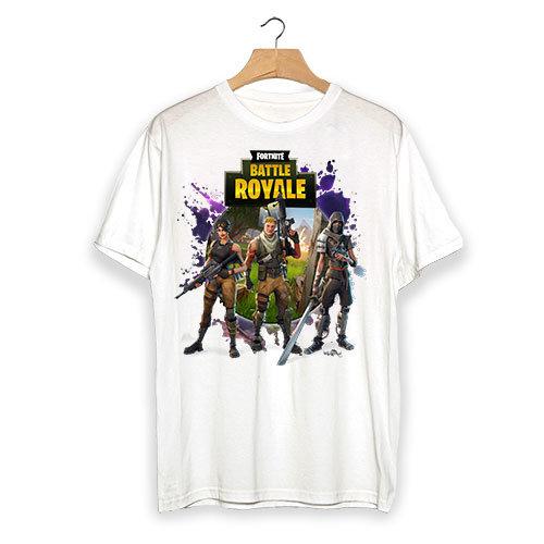 Тениска Battle Royal Fortune FBR08
