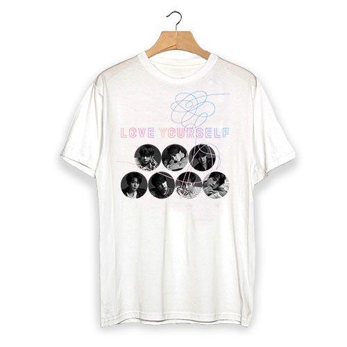 Тениска – BTS t7