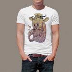Тениска Art 4660