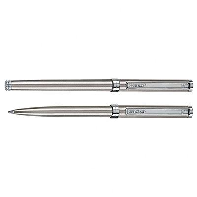 Химикалка Senator Delgado – метал/сребро – 2242