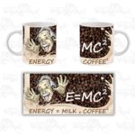 Чаша Coffee with Einstein