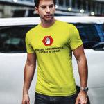 """Тениска – """"Татко е зает"""" W 1130"""