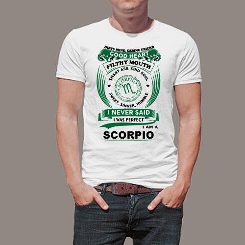 Тениска със зодия модел D