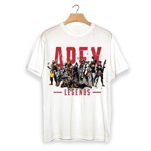 Тениска APEX APT3