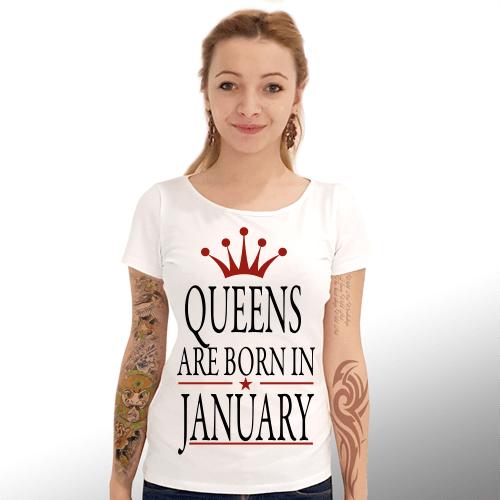 Тениска със зодия модел Q2