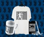 Промо комплект чаша + тениска + кейс на Роналдо R0023