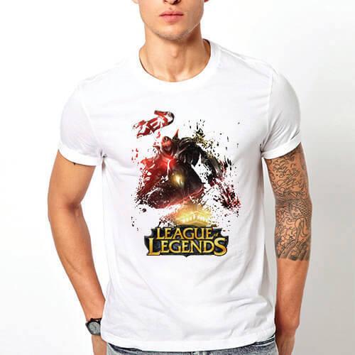 """Тениска – """"Zed – League of Legends"""""""