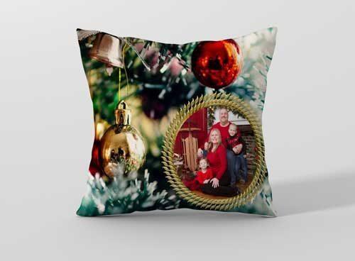 Декоративна възглавничка за Коледа CHR9