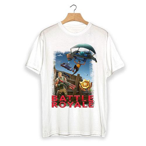 Тениска Battle Royal Fortune FBR02