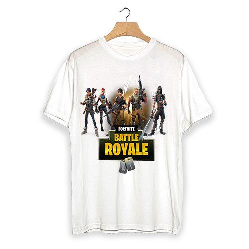 Тениска Battle Royal Fortune FBR07