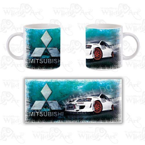 Чаша Mitsubishi
