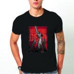 """Тениска – """"The Walking Dead / Живите Мъртви"""" К 1020"""