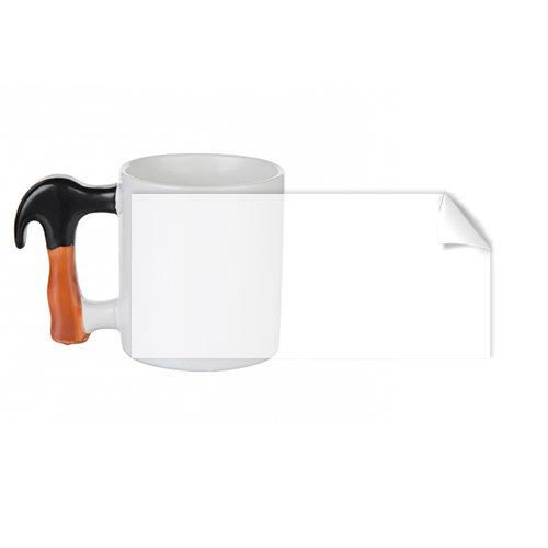 Чаша с дръжка чук