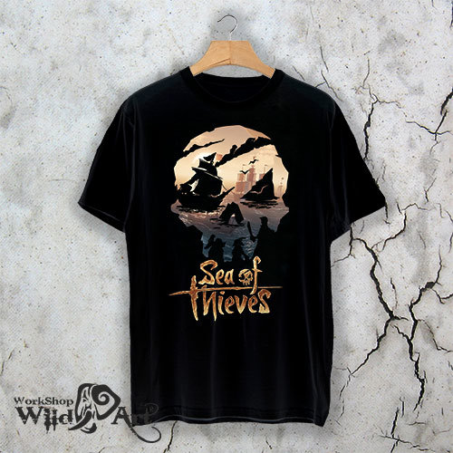 Тениска Sea of Thieves SOT02