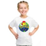 Тениска- POKEMON K 2065