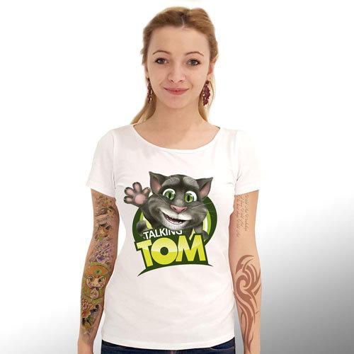 """Тениска – """"Talking Tom / Говорещият Том"""" К 1050"""