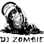 Тениска DJ Zombie N 1133