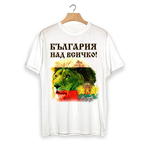 Тениска България 3m3
