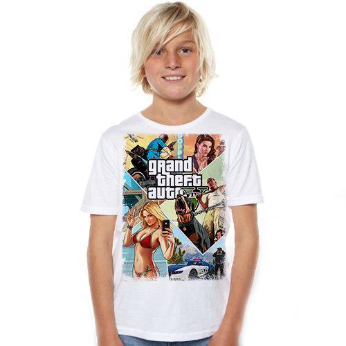 Тениска – GTA 5 F45
