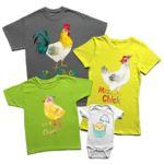 Семейни тениски за Великден FCH01