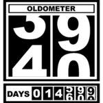 """Тениска – """"Oldometer / Брояч"""""""