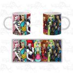 Чаша Monster High 3