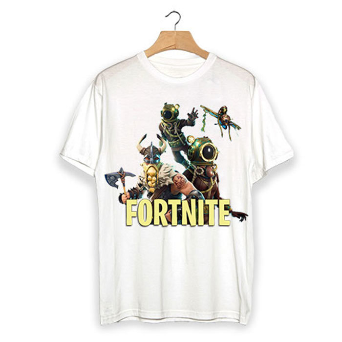 Тениска Fortnite FBR801