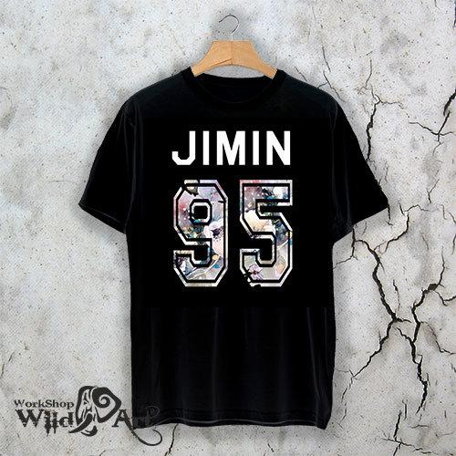 Тениска – BTS Jimin A002