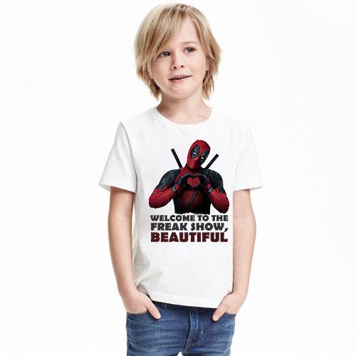 Тениска Deadpool за дете-  K 2038
