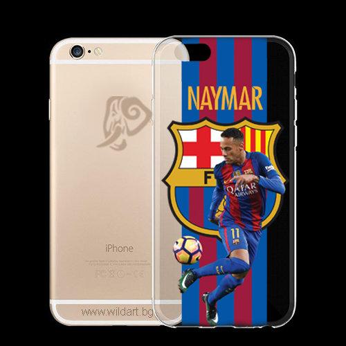Силиконов кейс с Neymar 103