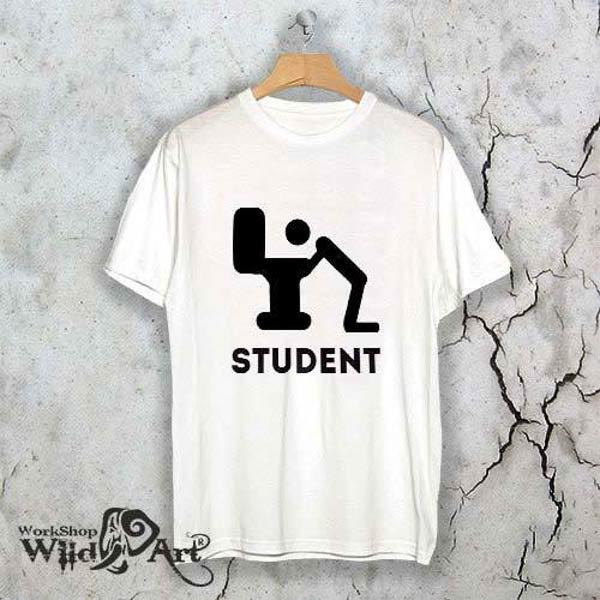 Тениска Student N1123