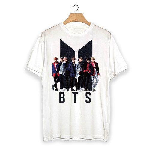 Тениска – BTS t1