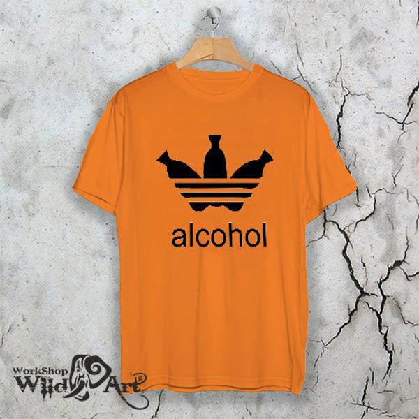Тениска Alcohol N1114