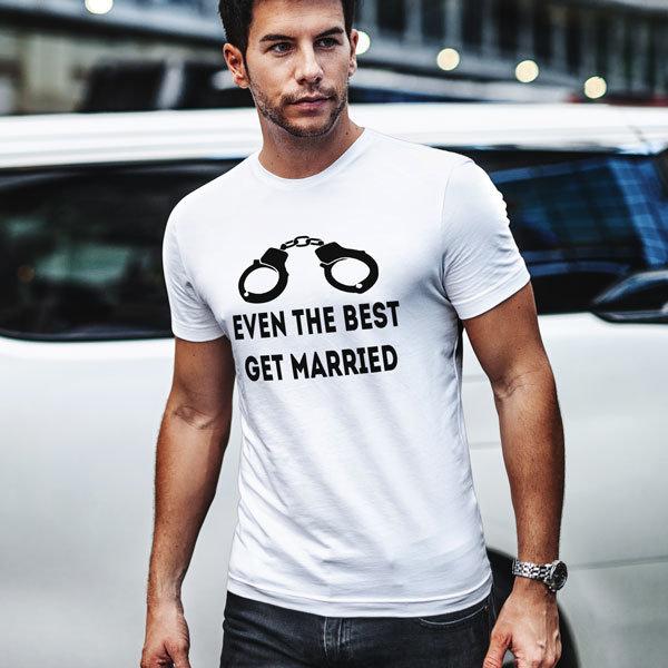 Тениска Заедно завинаги N1026